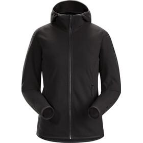 Arc'teryx W's Delta LT Hoody Black
